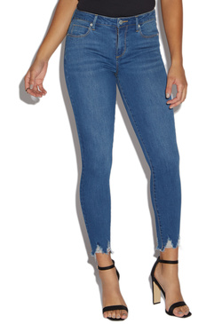 HIGH WAISTED ANKLE GRAZER