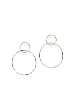 LOOPED TOGETHER EARRINGS