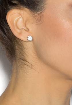NO DUDS JUST STUDS EARRINGS
