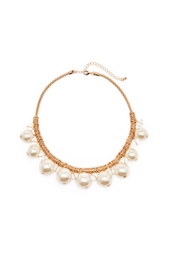 PEARL PLEASER NECKLACE