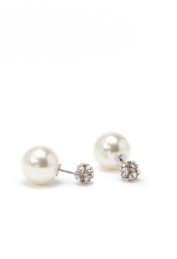 PEARLS FOR THE GIRLS EARRINGS