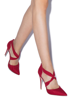 EMBER POINTED TOE PUMP