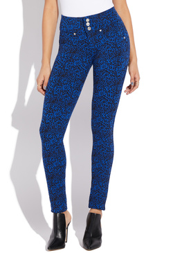 05573367d0e90 CHEETAH PRINT JEGGING - ShoeDazzle