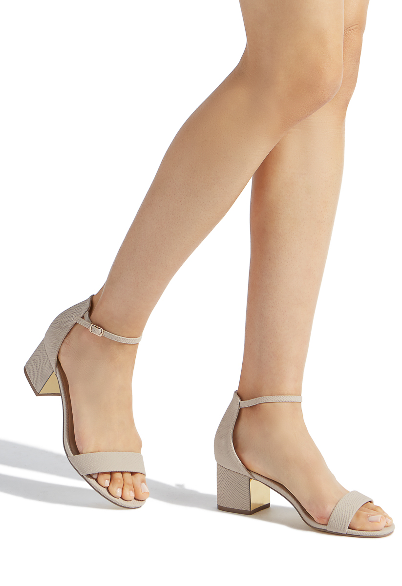15b1f9bf1049 Material  FAUX-LEATHER  Fit  TRUE TO SIZE  Color  COOL SAND  Outside Heel  Height  2.25