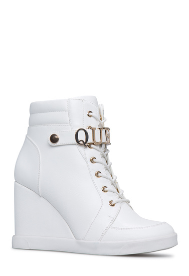 69ce07d428 SIO EMBELLISHED SNEAKER WEDGE - ShoeDazzle