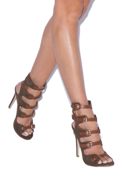ROSSELYN HEELED SANDAL