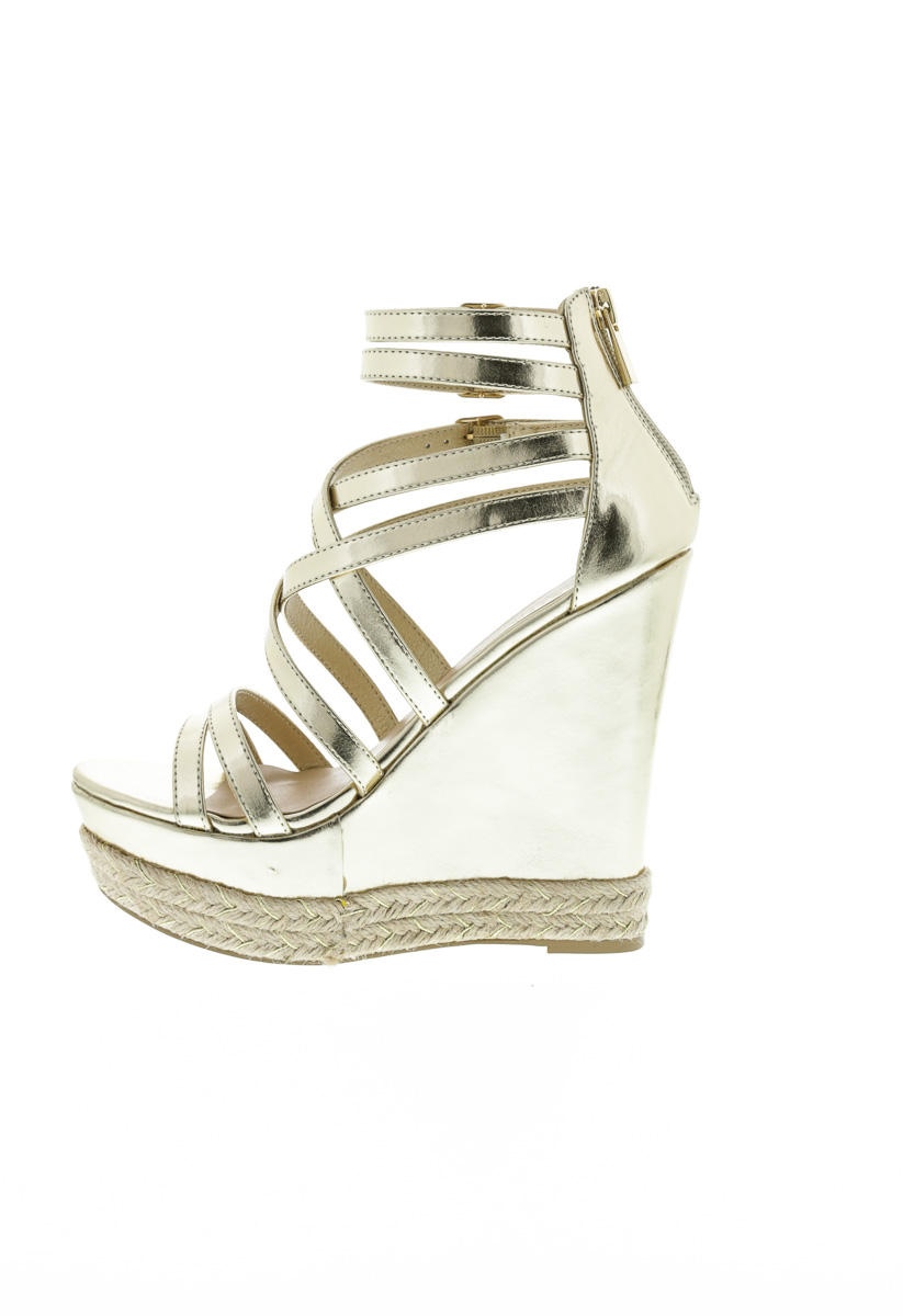 b4be120c46a ISSA BUCKLE PLATFORM WEDGE - ShoeDazzle