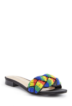 FRANCES SLIDE SANDAL