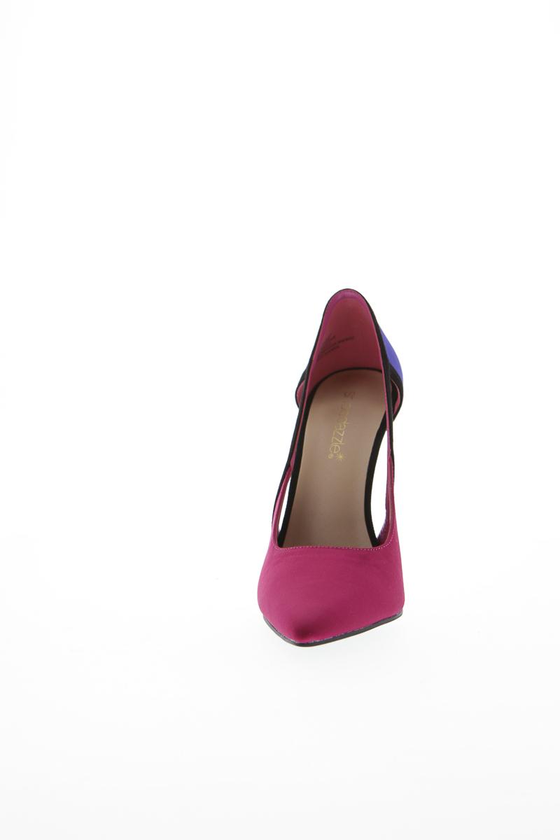 23ee94ca5c6f ISABELLA COLORBLOCK CUTOUT PUMP - ShoeDazzle