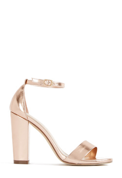 MAKEMBA HEELED SANDAL