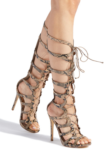 f25b80a91ed4 RIANA STRAPPY GLADIATOR STILETTO - ShoeDazzle