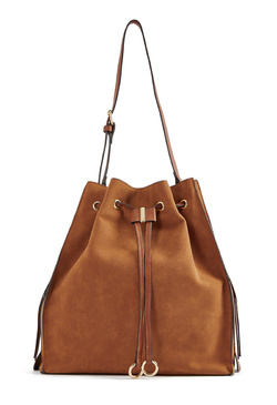 JUST GO WITH IT SHOULDER BAG