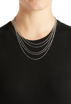 THE CHAIN GANG NECKLACE