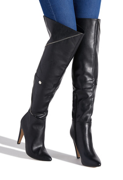 WILMA STILETTO HEELED BOOT