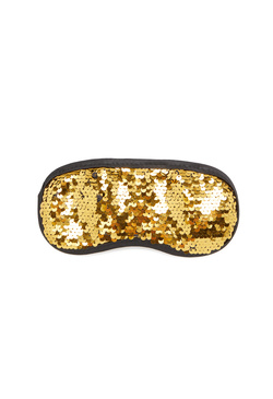 SEQUINED SLEEP MASK