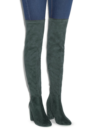 0461f301372 RHONA THIGH HIGH BOOT - ShoeDazzle