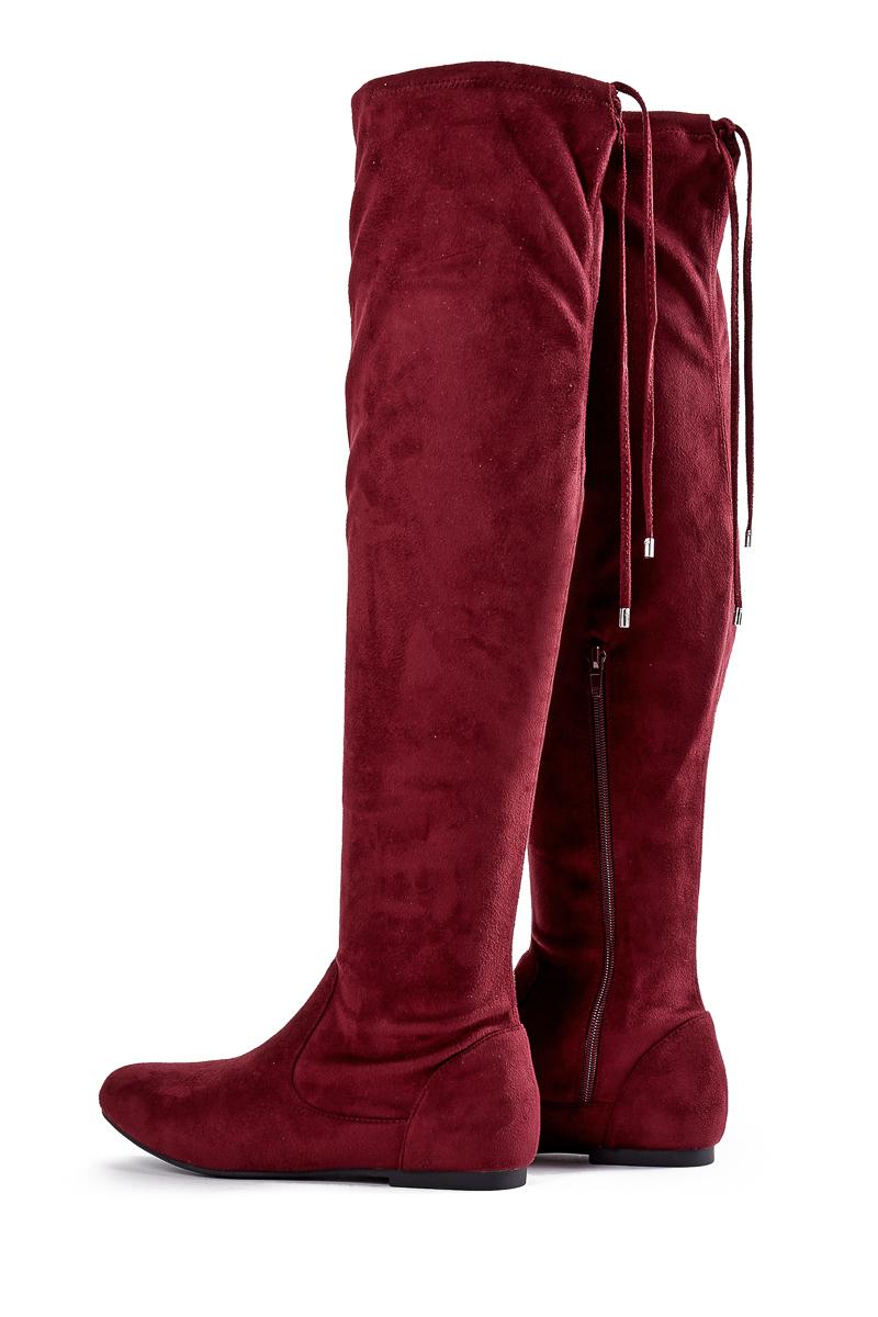 725407b5128 LINNEA FLAT BOOT - ShoeDazzle