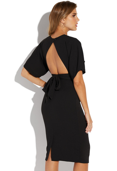 eeaf9967d9fb Fabrication: 100% Polyester; Color: Black; Length: 42