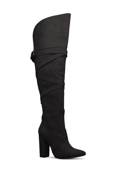 1b3e5b54a52 MONET THIGH-HIGH BOOT - ShoeDazzle
