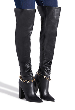 4047a645f99e Women s High Heel Boots On Sale - 1st Style for Only  10