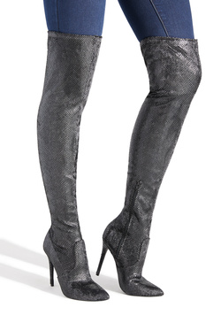 937e7e32c3a Svetlana Sexy Stretch Boot ·  39.95. Available in Wide Calf