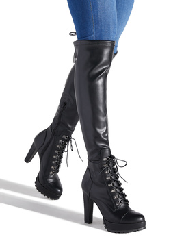 49d97eb1346c9 Women s Wide Calf Boots On Sale - 1st Style for Only  10