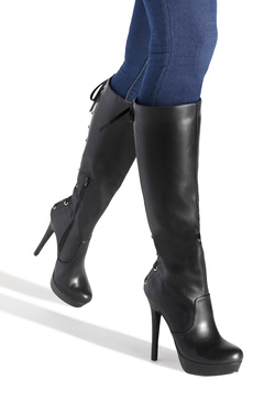 57bc07b50a1 Women s Wide Calf Boots On Sale - 1st Style for Only  10