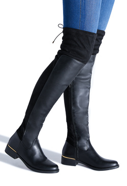 RIA OVER-THE-KNEE BOOT