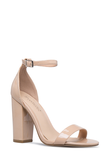 b0ff6d08e22 Color  NUDE  Outside Heel Height  4