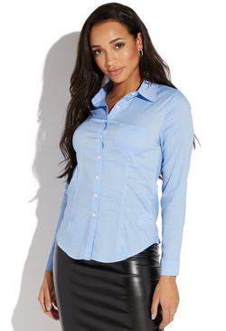 8645f2711e74a ESSENTIAL BUTTON UP SHIRT ...