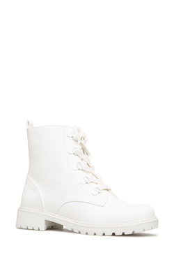 JORDYN LUG SOLE COMBAT BOOT