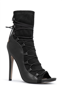 COURTNIE LACE-UP BOOTIE