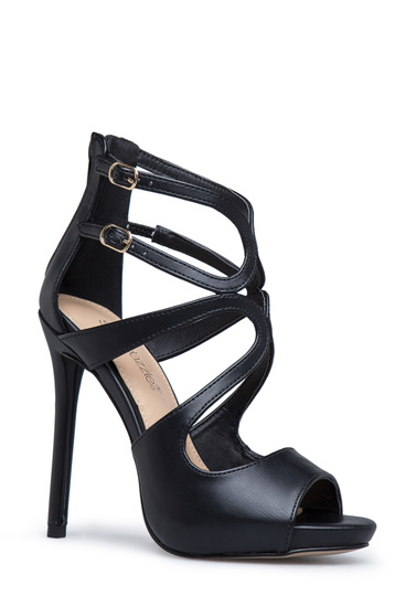 7c6235c89bae6 Material: Faux-Leather; Fit: True to Size; Platform Height: 0.5