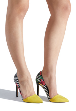 JENNA COLORBLOCK PUMP