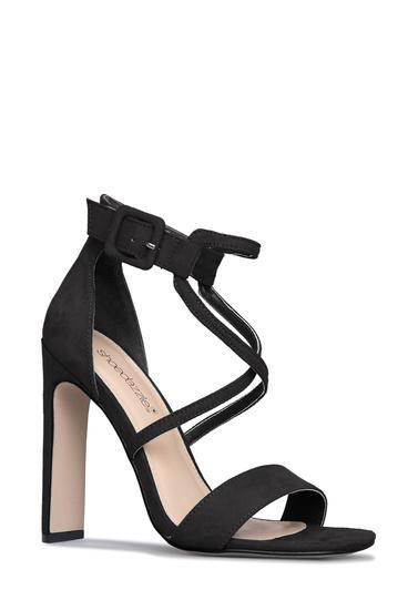 0caf9de4524 EVERLEE STRAPPY HEELED SANDAL - ShoeDazzle