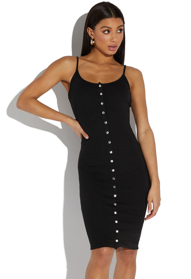 288113a91a417 Fabrication: 95% Polyester/5% Spandex; Color: Black; Length: 38