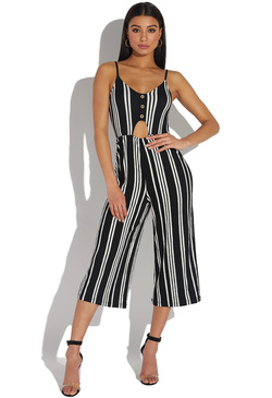 119eac114eb STRIPED CAMI JUMPSUIT STRIPED CAMI JUMPSUIT
