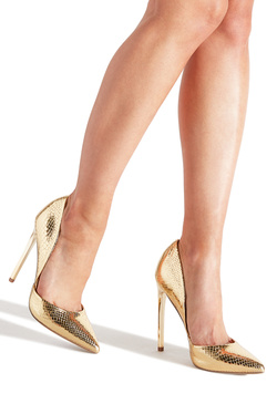 POWER POINTED TOE PUMP