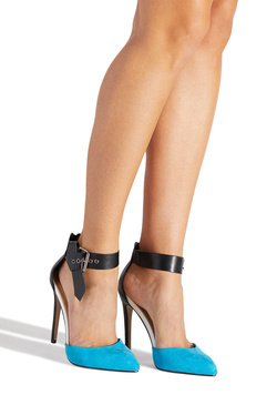 0333eb2e44b BEXLEY DETAILED POINTED TOE PUMP BEXLEY DETAILED POINTED TOE PUMP