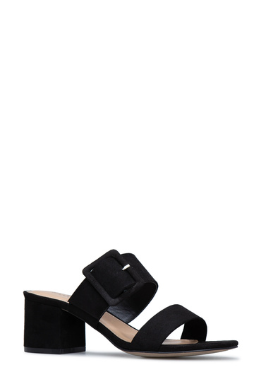 9a001dcacad Material  Faux-Suede  Fit  True to Size  Color  Black  Outside Heel Height   2.25