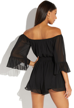 069f634401a OFF SHOULDER FLOWY ROMPER OFF SHOULDER FLOWY ROMPER