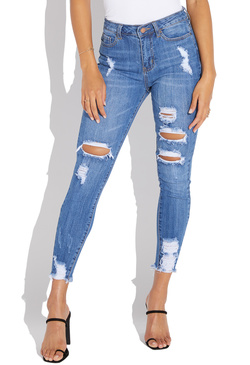 b7bf59c34fa8c HIGH RISE DISTRESSED SANDED SKINNY ...
