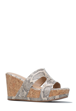 MOBY SLIP ON WEDGE