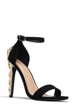 RUMUR EMBELLISHED STILETTO HEEL
