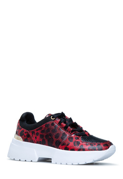 DHARMA PLATFORM LACE UP SNEAKER