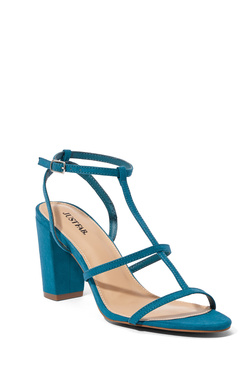 232590028a4 Women's Green Strappy Sandals - 75% Off Your First Item | ShoeDazzle