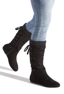 GABBY LACE UP BOOT