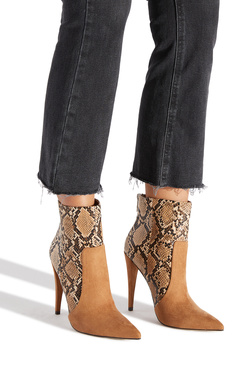 LIZBETH POINTED TOE BOOTIE