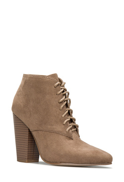 DAISY LACE UP BOOTIE