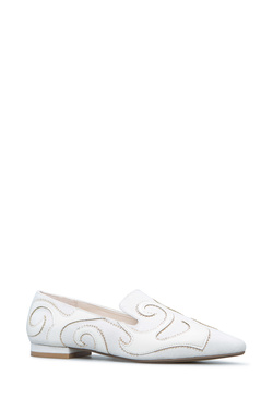 SHEYANNE POINTED TOE FLAT